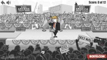 Whack The Trump: Point And Click
