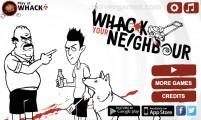 Whack Your Neighbour: Menu