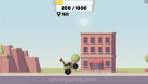 Wheelie Biker: Perfect Wheelie Distance