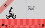 Wheelie Challenge: Menu