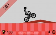 Wheelie Challenge: Wheelie Gameplay