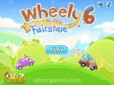 Wheely 6: Fairy Tale: Menu