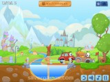 Wheely 6: Fairy Tale: Gameplay Puzzle Cars