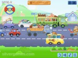 Wheely 5: Gameplay Red Car Point Click