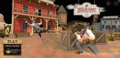 Wild West: Sheriff Rage: Menu