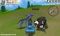 Wolf Simulator: Gameplay
