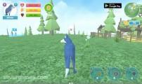 Wolf Vs Tiger Simulator: Wolf Gameplay
