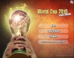 World Cup Penalty Shootout: Menu