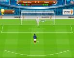 World Cup Penalty Shootout: Gameplay Goalkeeper