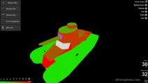 World Of Tanks: Armor Viewer: Menu Tanks