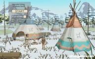 Wounded Winter: Lakota Story: Menu