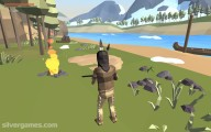 Wounded Winter: Lakota Story: Gameplay Forest Shooting