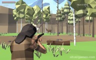 Wounded Winter: Lakota Story: Gameplay Indian Hunting Deer