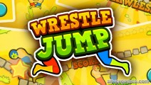 Wrestle Jump: Logo