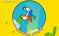 Wrestle Jump: Player