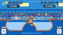 Wrestle Online: Multiplayer Battling Wrestling