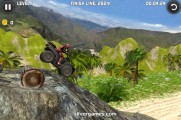 Xtreme Trials Bike: Atv Quad