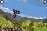 Xtreme Trials Bike: Stunt