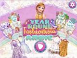Year Round Fashionista: Anna: Menu