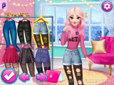 Year Round Fashionista: Elsa: Barbie Jeans Clothes