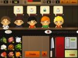 Youda Sushi Chef: Gameplay Sushi Preparation