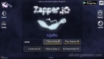 Zapper.io: Menu