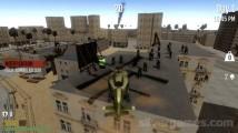 Zombie Choppa: Gameplay Chopper Rescue