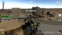 Zombie Choppa: Gameplay Zombie Attack