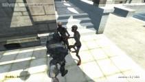 Zombie Defense Team: Zombie Battle Gameplay