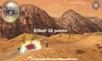 Zombie Derby: Killing Zombies