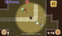 Zombie Killing Spree: Gameplay Killing Ghosts