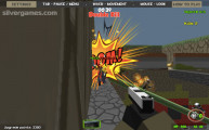 Zombie Survival 3D: Headshot Gameplay Io