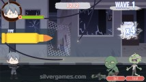 Zombie Typing: Gameplay Typing