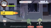 Zombie Typing: Gameplay Reaction
