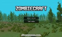 Zombie Craft: Menu