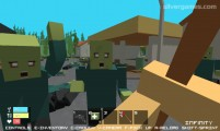 Zombie Craft: Gameplay Shooting Zombies