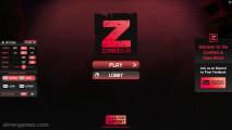 Zombies.io: Menu