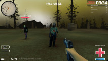 Zombies.io: Zombies Attacking