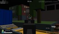 ZombiesWithGuns.io: Shooting Gameplay Multiplayer
