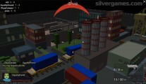 ZombiesWithGuns.io: Gameplay Shooting Io