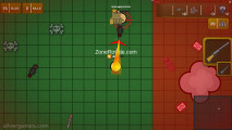 Zone Royale: Attack Weapons Gameplay
